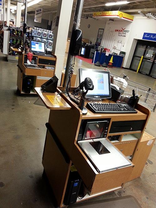 Texas Jasmine AM/PM Service Pioneer hardware installation photo